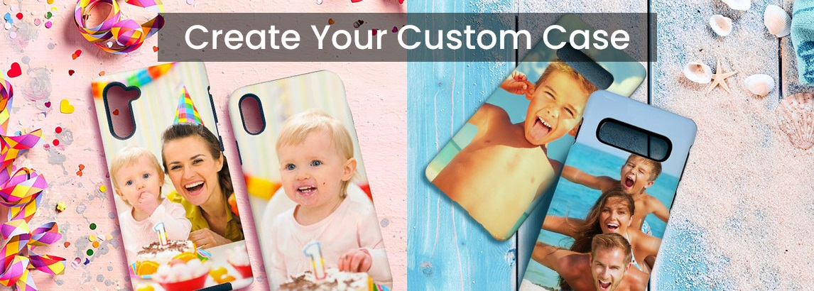 Design your custom phone case